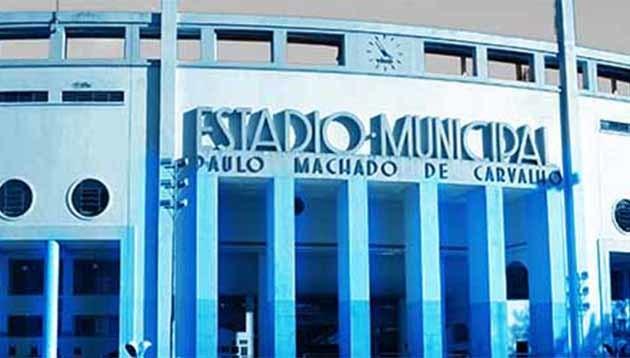 Estadio do Pacaembu, São Paulo