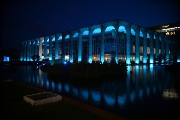 Palácio Itamaraty, Brasília